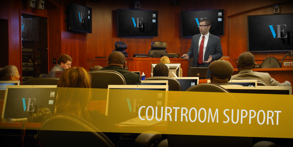 Courtroom Support Services